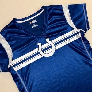 NFL Tops - Indianapolis Colts - NFL Women's Fashion Tee 💙